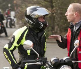 Levenslang leren op de motorfiets - Eendaagse opleiding